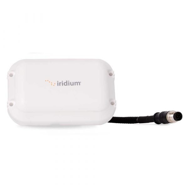 Iridium Edge IoT Solution for Land and Marine Applications