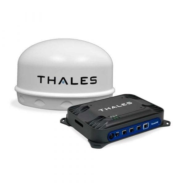 Thales VesseLINK Broadband Maritime Communications